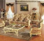 Sofa Mewah Klasik Eropa