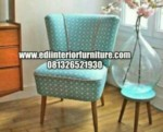 Single Sofa Santai Modern