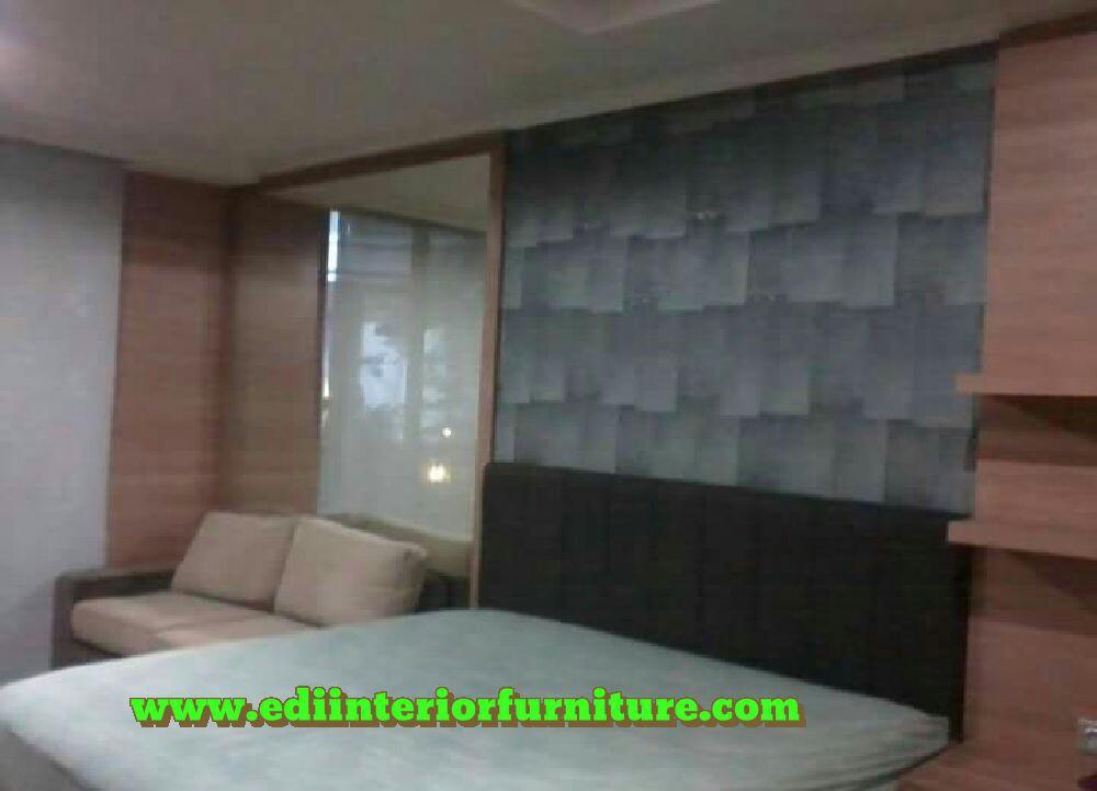 Set Kamar Minimalis Hpl Model Terbaru Edi Interior Furniture