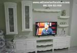 Meja Tv dan Rak Pajangan
