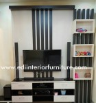 Backdrop Tv Minimalis Modern